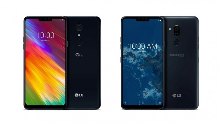 LG G7 One e Fit
