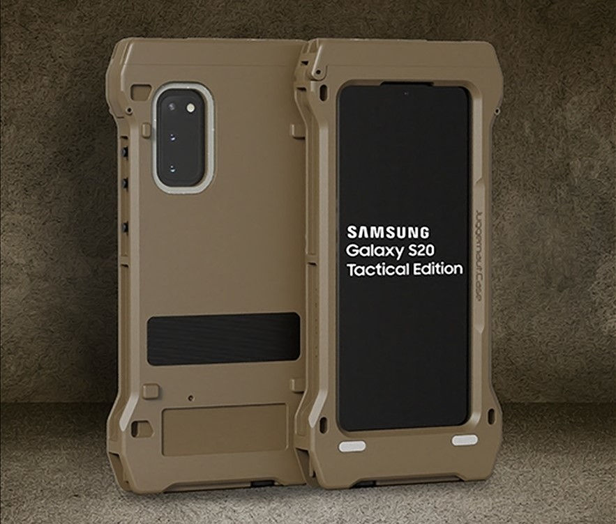 galaxy s20 TE tactical edition